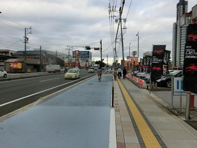 初めて行った「マークイズ静岡」 県都・静岡市の商業施設は大激戦_f0141310_7104462.jpg