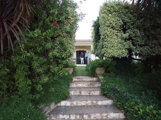 郊外の素敵な邸宅で、ホームコンサート_f0152733_0314910.jpg