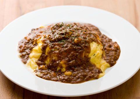blog;ライオンキッチン・お豆のオムカレー_a0103940_02112437.jpg