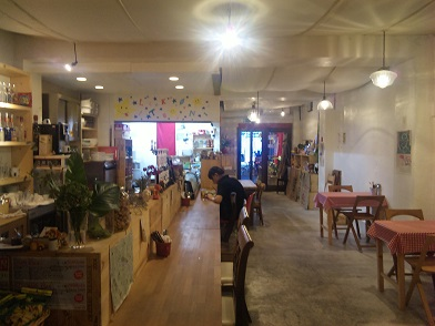 blog;ライオンキッチン・お豆のオムカレー_a0103940_04532081.jpg