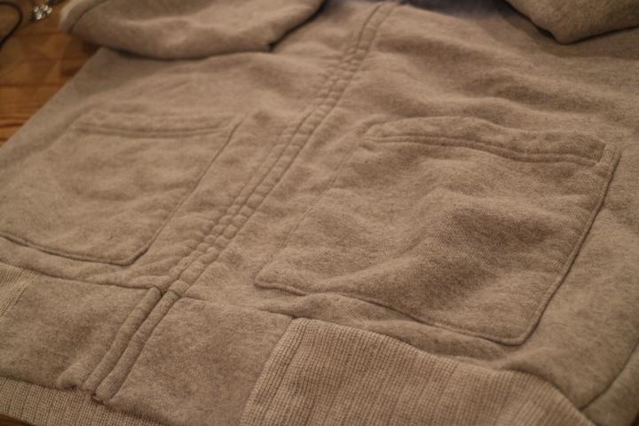 "Nigel Cabourn \"" Jersey Jacket \""_b0121563_16573250.jpg"
