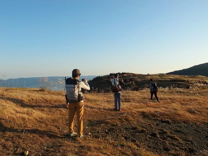 2014.10.25-26 秋の佐渡島ハイク day1_b0219778_23422268.jpg