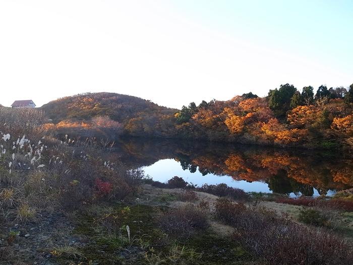 2014.10.25-26 秋の佐渡島ハイク day1_b0219778_2347119.jpg
