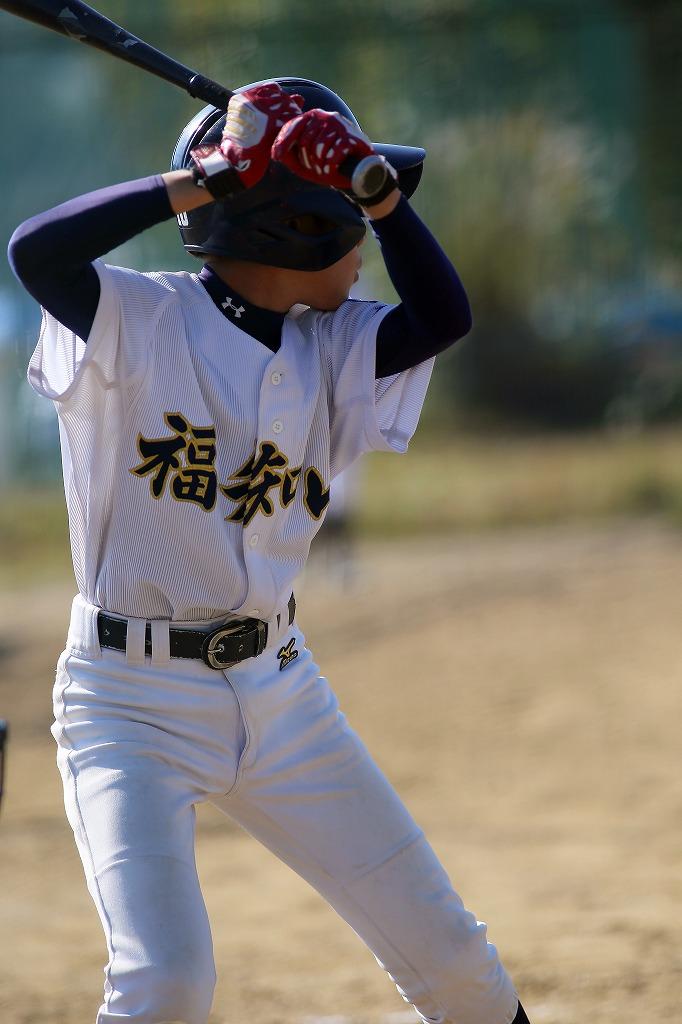 平成26年10月26日練習試合 vs京都二条ボーイズ2_a0170082_20401586.jpg