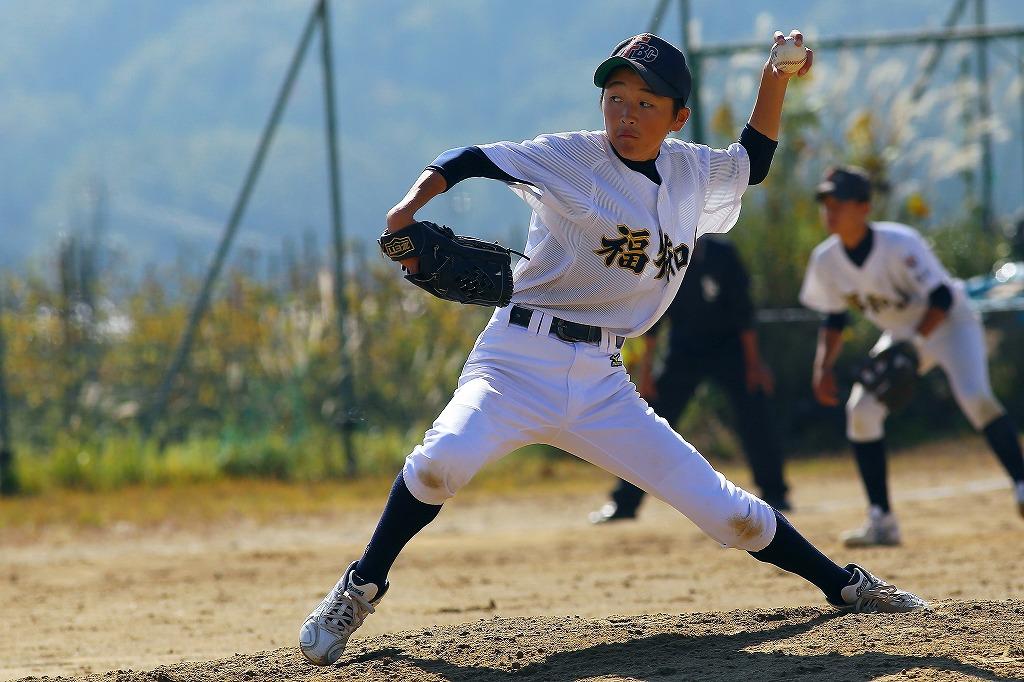 平成26年10月26日練習試合 vs京都二条ボーイズ2_a0170082_20412836.jpg