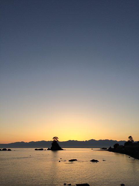 雨晴海岸と富山ガラス工房_e0271890_19305690.jpg