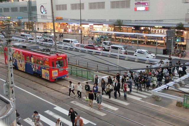 最高!!阪堺電車は乗って楽しく見ても楽しい路面電車_d0181492_2028269.jpg