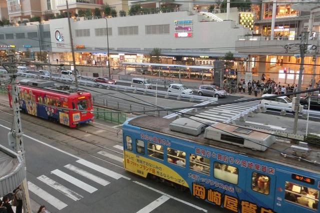 最高!!阪堺電車は乗って楽しく見ても楽しい路面電車_d0181492_2028428.jpg