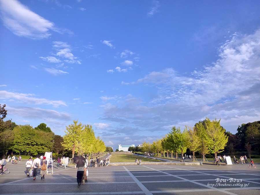 初秋の昭和記念公園その3(ラスト)_d0128697_1544345.jpg