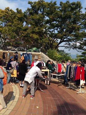 『Okayama Flea』に出店しました。_e0268298_1610267.jpg