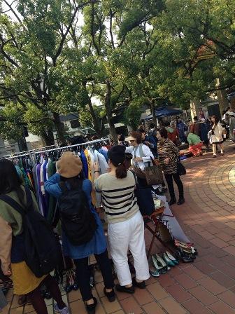 『Okayama Flea』に出店しました。_e0268298_16103891.jpg