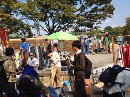 『Okayama Flea』に出店しました。_e0268298_16112622.jpg