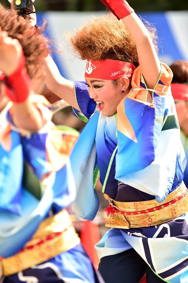 東京よさこい「ダンスパフォーマンス集団 迫」_f0184198_0532793.jpg