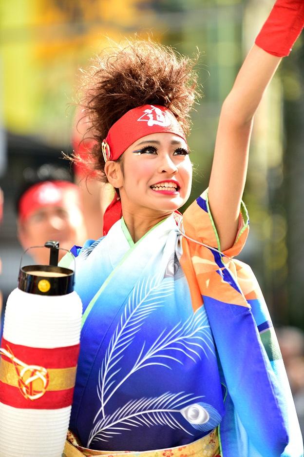 東京よさこい「ダンスパフォーマンス集団 迫」_f0184198_0533924.jpg