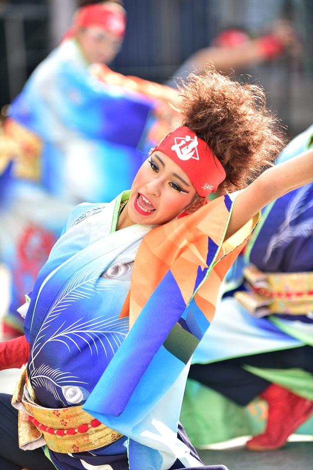 東京よさこい「ダンスパフォーマンス集団 迫」_f0184198_0535166.jpg