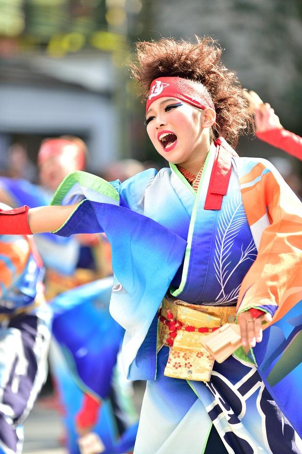東京よさこい「ダンスパフォーマンス集団 迫」_f0184198_0535848.jpg