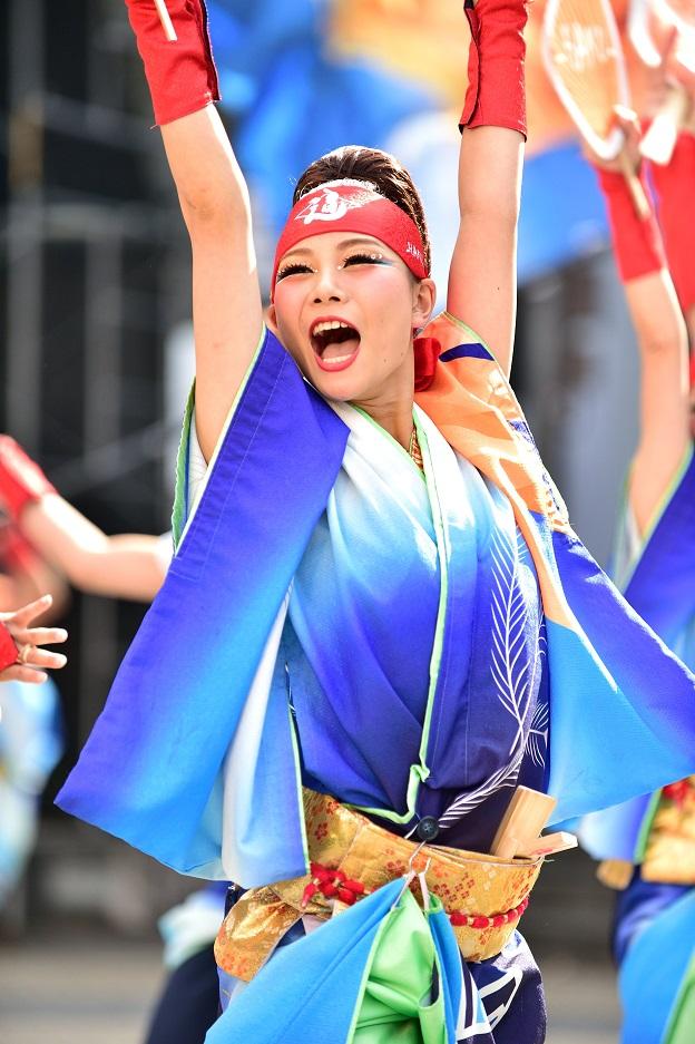 東京よさこい「ダンスパフォーマンス集団 迫」_f0184198_053849.jpg