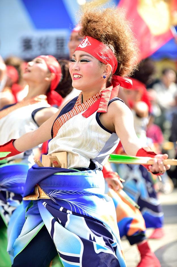 東京よさこい「ダンスパフォーマンス集団 迫」_f0184198_0543354.jpg