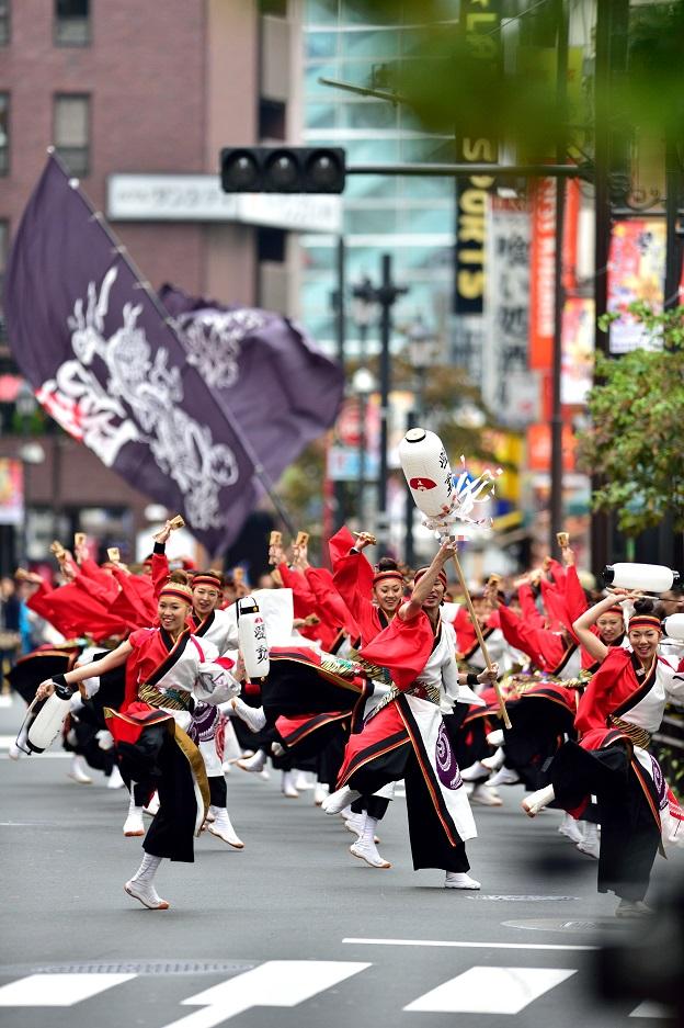 東京よさこい「ダンスカンパニー躍動」_f0184198_17381422.jpg