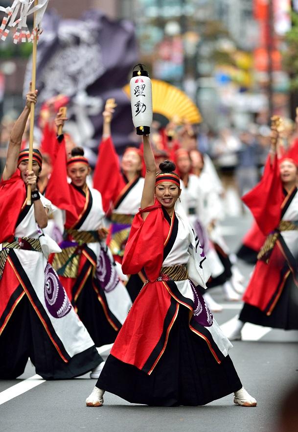 東京よさこい「ダンスカンパニー躍動」_f0184198_17382710.jpg