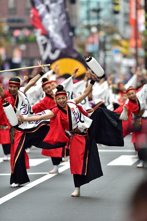 東京よさこい「ダンスカンパニー躍動」_f0184198_173833100.jpg