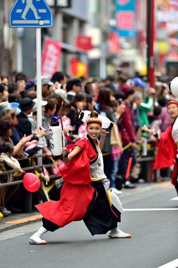 東京よさこい「ダンスカンパニー躍動」_f0184198_17383965.jpg