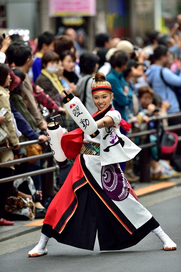 東京よさこい「ダンスカンパニー躍動」_f0184198_17384551.jpg