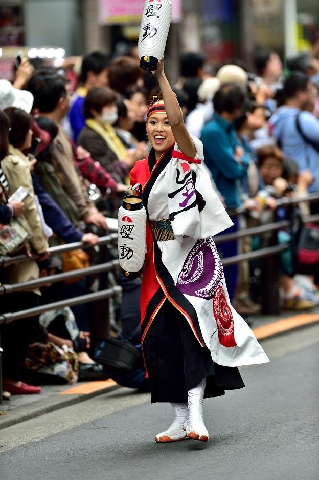 東京よさこい「ダンスカンパニー躍動」_f0184198_17385391.jpg