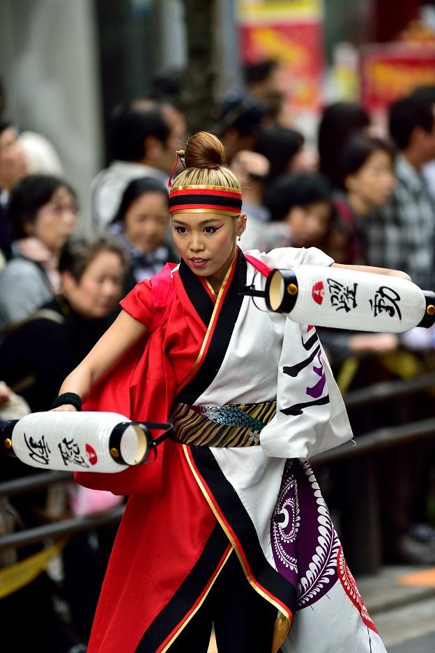 東京よさこい「ダンスカンパニー躍動」_f0184198_1739084.jpg