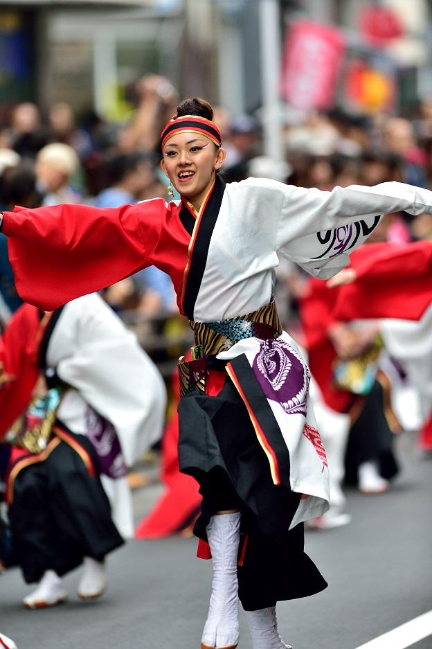 東京よさこい「ダンスカンパニー躍動」_f0184198_17392647.jpg