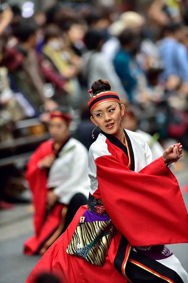 東京よさこい「ダンスカンパニー躍動」_f0184198_17393319.jpg