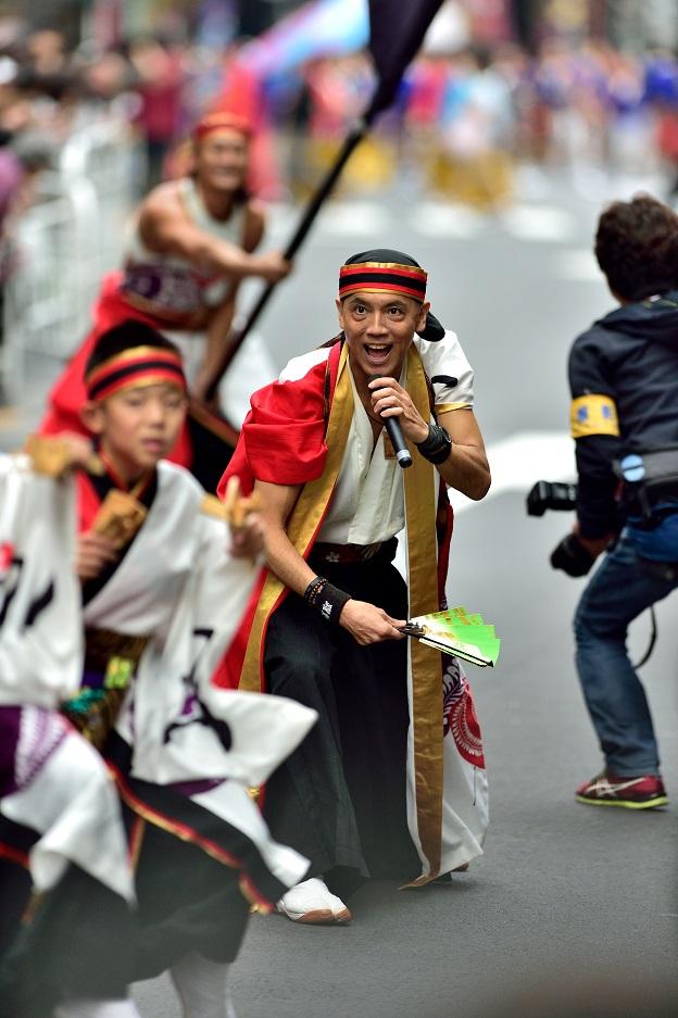東京よさこい「ダンスカンパニー躍動」_f0184198_17401592.jpg