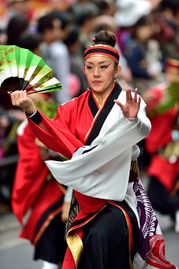 東京よさこい「ダンスカンパニー躍動」_f0184198_1740832.jpg