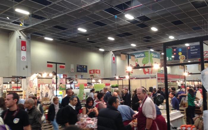 Salone internazionale del gusto ☆トリノの世界最大の食の祭典 サローネ デル グスト 2014①_b0246303_01264550.jpg