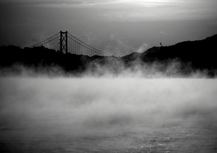 """""""夜明けの海霧"""" そのⅡ_a0140608_19435778.jpg"""