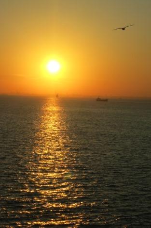 海ほたるからの夕景_a0259130_2257938.jpg