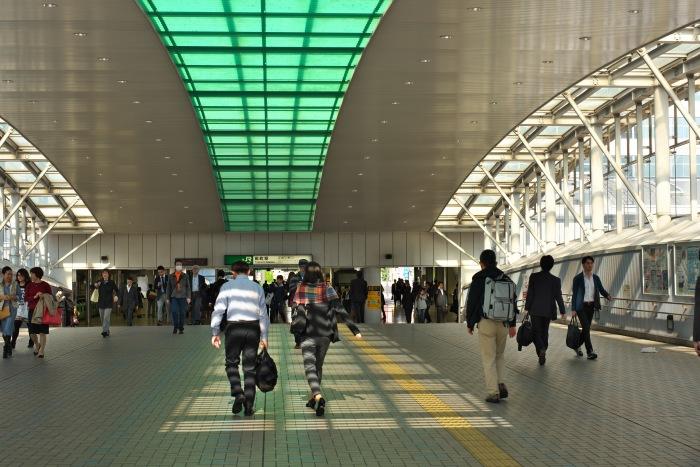 Station ・・・縞模様・・・_f0333031_06140529.jpg