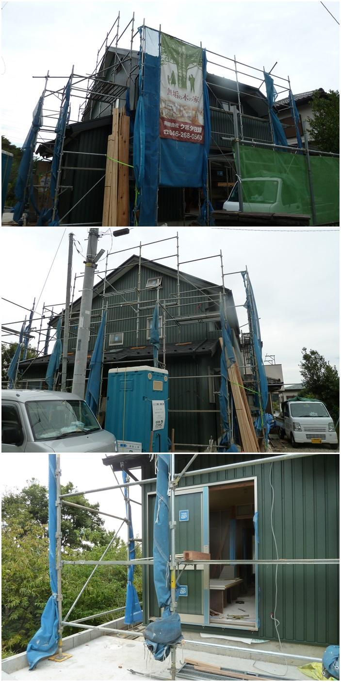 横浜市泉区新橋の家☆内装工事順調です_c0152341_22215597.jpg