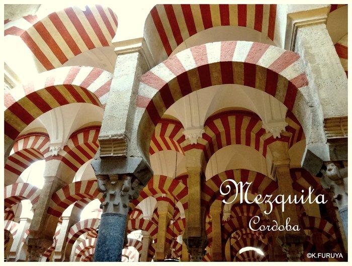 スペイン旅行記 12 コルドバ・メスキータ_a0092659_18332126.jpg