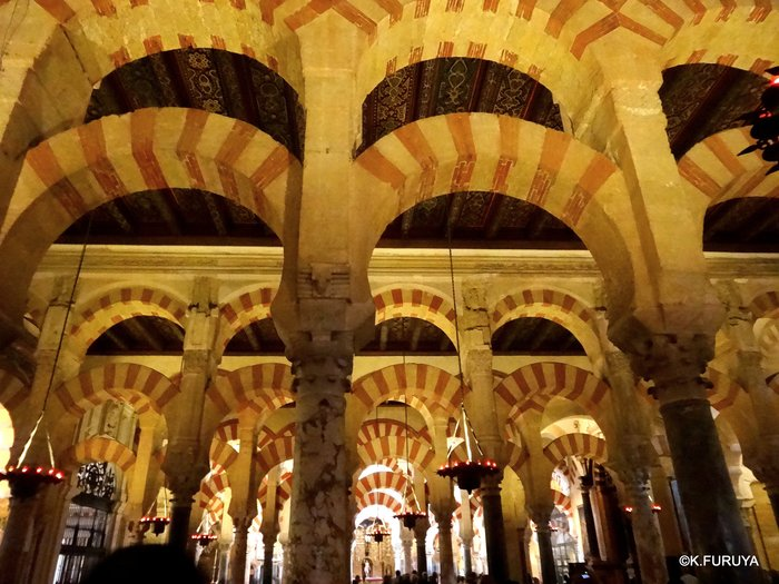 スペイン旅行記 12 コルドバ・メスキータ_a0092659_18374320.jpg