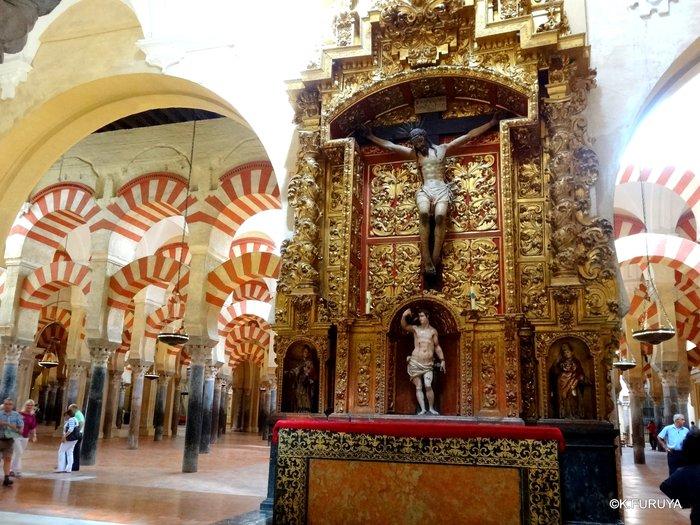 スペイン旅行記 12 コルドバ・メスキータ_a0092659_19161597.jpg