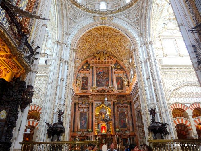 スペイン旅行記 12 コルドバ・メスキータ_a0092659_19425137.jpg
