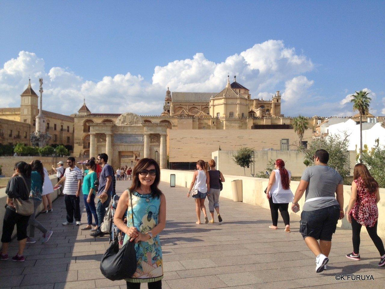 スペイン旅行記 12 コルドバ・メスキータ_a0092659_23344749.jpg
