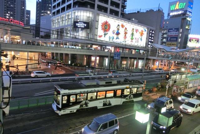 最高!!阪堺電車は乗って楽しく見ても楽しい路面電車_d0181492_2182229.jpg
