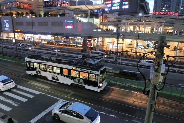 最高!!阪堺電車は乗って楽しく見ても楽しい路面電車_d0181492_2183639.jpg