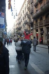 ⑥きいろとあかを追いかけてみた=スペイン・バルセロナ編=_f0226293_8195060.jpg