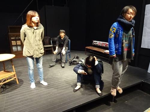 ◆劇団MFT No.9  修正台本3回目稽古  byしおん_a0137796_00005006.jpg