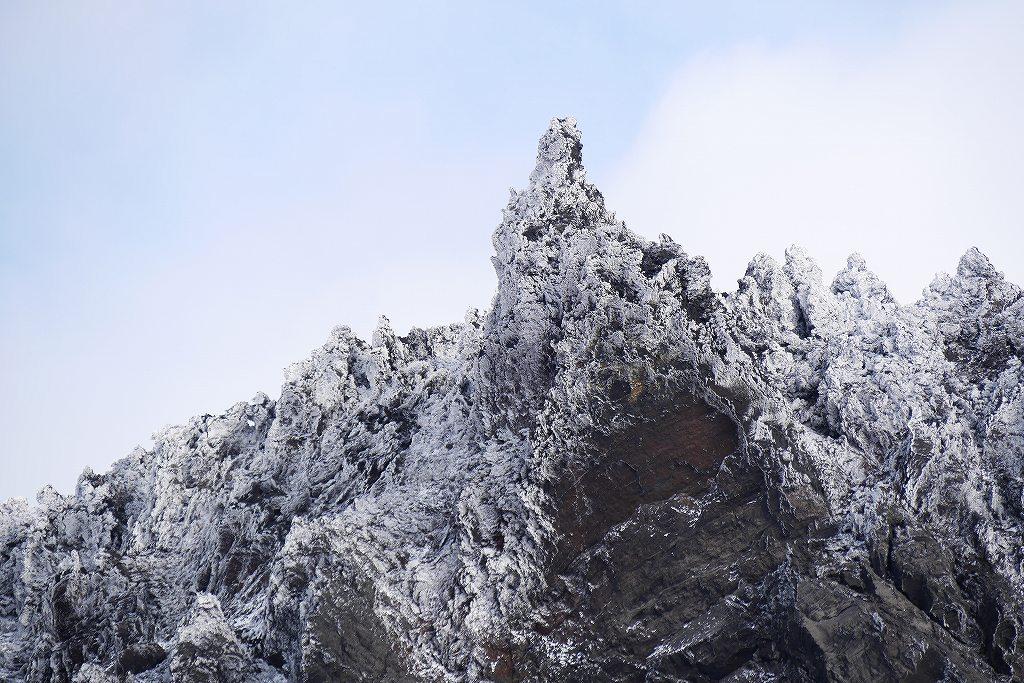 初冠雪の樽前山、10月28日_f0138096_13185634.jpg