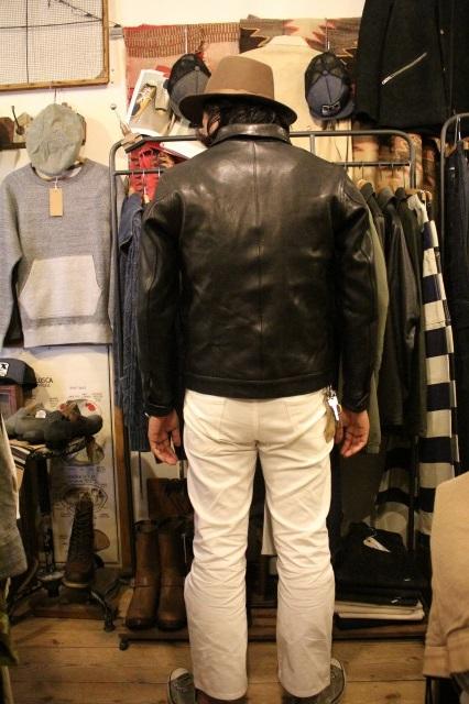 BUBALUS Leather Jacket_d0121303_17163323.jpg