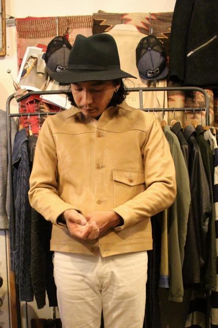 BUBALUS Leather Jacket_d0121303_1717042.jpg